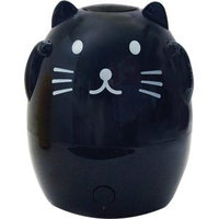 Greenair Kids Aroma Diffuser And Humidifier - Cat - 2n1 Cat Childs Ultrasonic Aromatherapy Diffuser And Humidifier - Place In Kids Room Or With Family When Travel - Water Bottle Adapters (529 3)