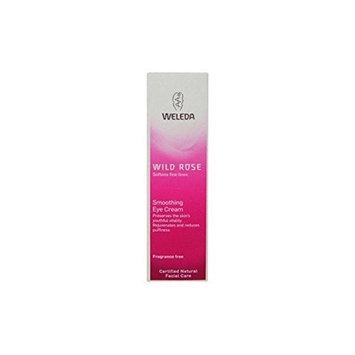 Weleda Wild Rose Smoothing Eye Cream (10ml) (Pack of 4)