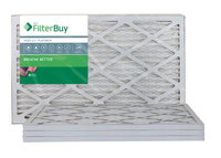 AFB Platinum MERV 13 11.25x23.25x1 Pleated AC Furnace Air Filter. Filters. 100% produced in the USA. (Pack of 4)
