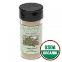 Starwest Botanicals Organic Celery Seed Powder Jar