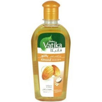 Dabur Vatika Almond Enriched Hair Oil with Coconut Sesame, 6.76 Fluid Ounce