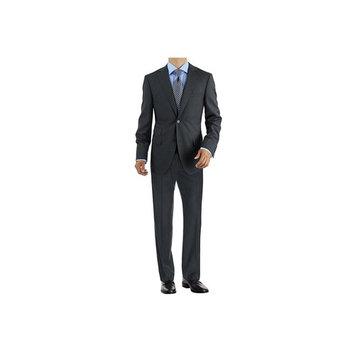 Men's Two Button 2 Piece Avant Garde Modern Fit Suit