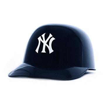 Sugar Free Gummy Bears in a NY Yankees Mini Baseball Batting Helmet MLB Diabetic Candy