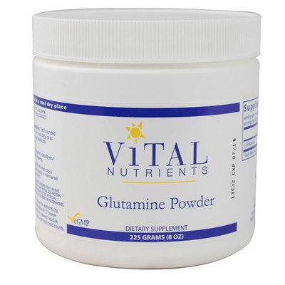 Vital Nutrients Glutamine Powder -- 8 oz