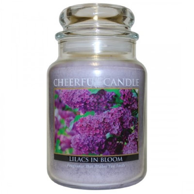 A Cheerful Candle CC80 LILACS IN BLOOM 24OZ - Pack of 2