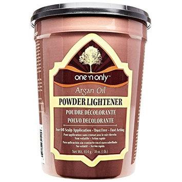 Argan Oil Powder Lightener 16 oz. by one 'n only