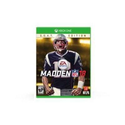 Madden NFL 18: G.O.A.T Edition - PlayStation 4