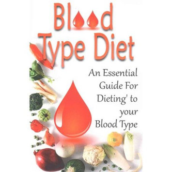 Createspace Publishing Blood Type Diet: An Essential Guide for Eating Based on Your Blood Type