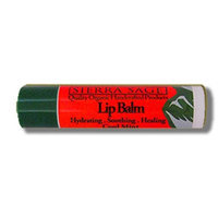 Sierra Sage Herbs Sierra Sage® Organics All Natural Cool Mint Lip Balm