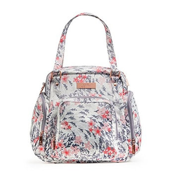 Ju-Ju-Be Rose Collection Be Supplied Structured Breast Pump Tote, Sakura Swirl