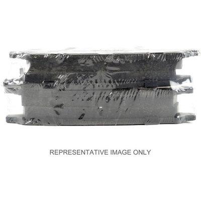 Centric Brake Pad Set, #300-08060