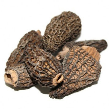 Dried Morels Mushrooms - 1 oz. Life Gourmet Shop