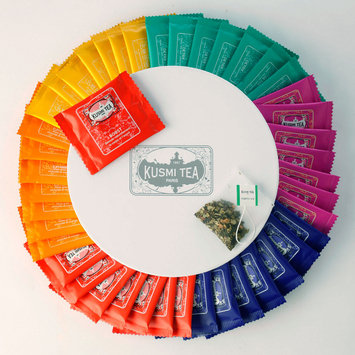 Not Specified Wheel of Wellness Tea Collection