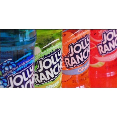 Jolly Rancher Soda Variety Pack, 20-Ounce (Count of 24)