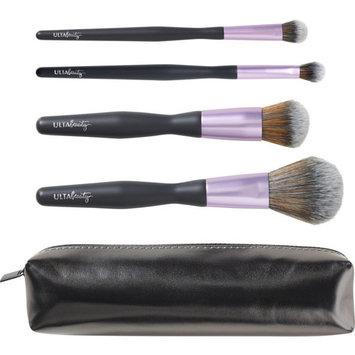 4 Piece Flawless Face & Eye Brush Kit