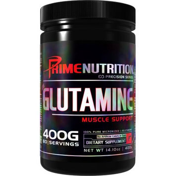Prime Nutrition - Precision Series Glutamine - 400 Grams