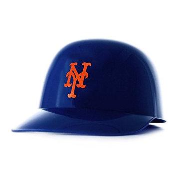 Sugar Free Gummy Bears in a NY Mets Mini Baseball Batting Helmet MLB Diabetic Candy and diabetic friendly