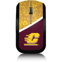 Keyscaper Central Michigan Chippewas Wireless USB Mouse