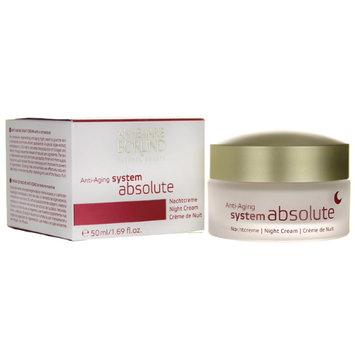 Annemarie Borlind Anne Marie Borlind System Absolute Night Cream, 1.7 Oz