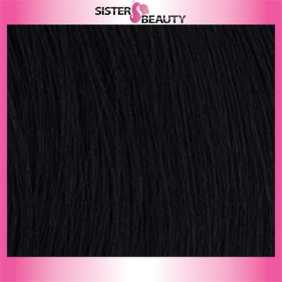 Synthetic Hair Half Wig OUTRE Quick Weave Cap Brie Color 1