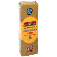 Joseph Farms Medium Cheddar Cheese, 4 lb