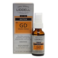 Liddell Laboratories 554700 1 oz Gluten Detox