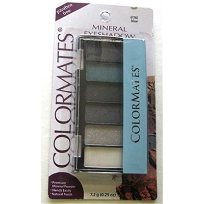 Merchandise 8646805 Colormates 5Pan Eye Shadow Mineral Blue