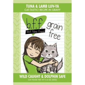 Weruva International WU00769 Best Feline Friend Tuna - Lamb Luv Yas Pouch 24 - 3 Oz.