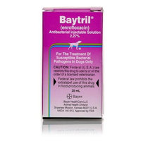Baytril Injection [Options : 2.27%]
