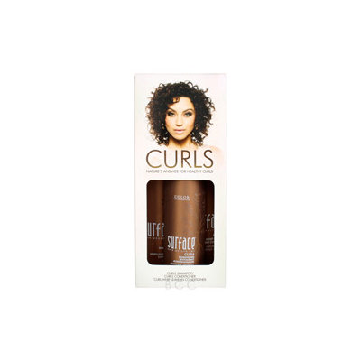 Surface Curls Trio *Limited Edition 3 piece