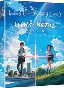 Your Name-Movie DVD