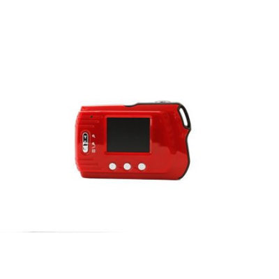 Vivitar 12.1mp Digital Camera With 1.8-inch Tft- Red