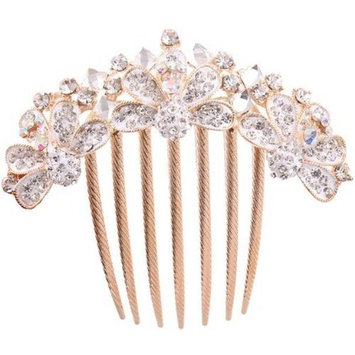 Lovely Vintage Jewelry Crystal Hair Clips Hairpins Combs - For Hair Clip Beauty Tools