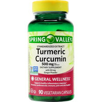 SV TURMERIC 500 supplement