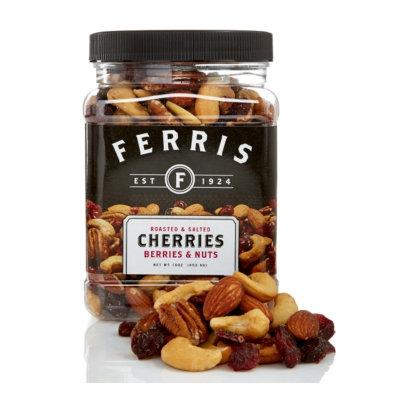 Ferris Roasted & Salted Cherries, Berries & Nuts