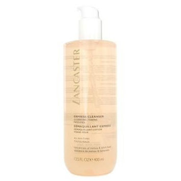 Lancaster Express Cleanser for Face and Eyes for All Skin Types, 13 Ounce