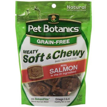 Cardinal Pet Care Cardinal Laboratories CL72106 Meaty Soft And Chewy Salmon 6 Oz.
