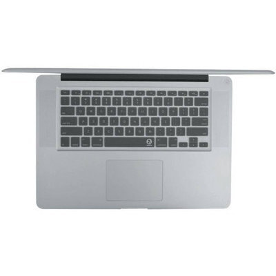 Ezquest X22303 Macbook[r]/13 Macbook Air[r]/macbook Pro[r] Us/iso Invisible Ice Keyboard Cover