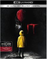 It (4K/Uhd + Blu-ray + Digital)