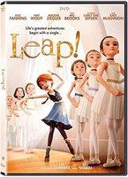 Leap (2017) DVD
