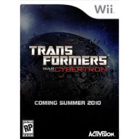 Activision Transformers: Cybertron Adventures (Nintendo Wii)
