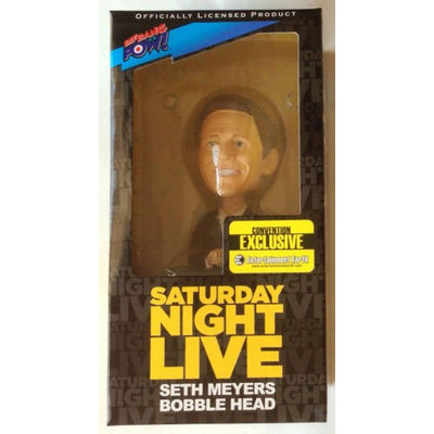 It'sugar SNL Seth Meyers Weekend Update Bobble Head - Con. Exclusive
