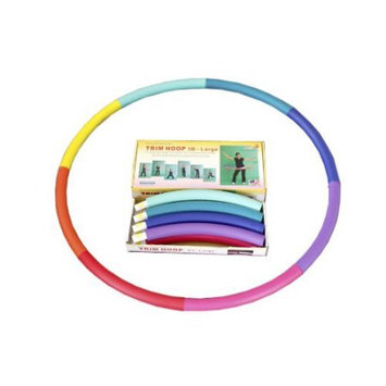 Online Gym Shops SL046 Magnetic Therapy Massage Hula Hoop to Lose Weight