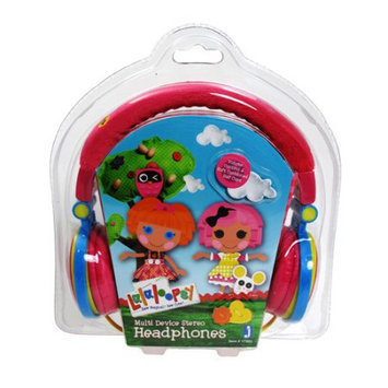 Jazwares, Inc Lalaloopsy Multi Device Stereo Headphones
