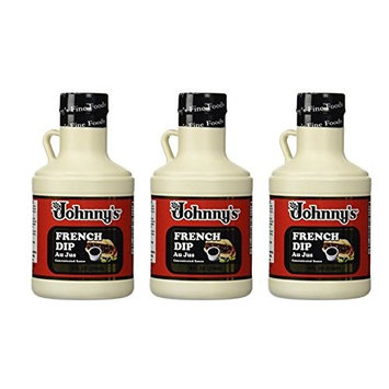 Johnnys Fine Foods Au Jus French Dip (3 Pack)