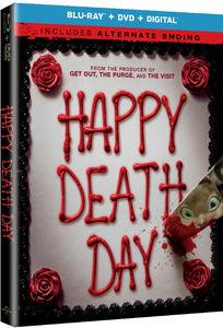 Happy Death Day Blu-ray