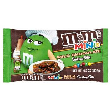 M & M's Minis Milk Chocolate Baking Bits - 10 oz