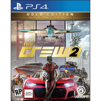 Ubi Soft The Crew 2 Steelbook Gold Edition - PlayStation 4
