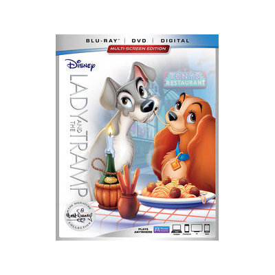 Lady & The Tramp-Signature Collection DVD