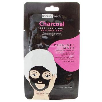 BEAUTY TREATS Deep Purifying Peel-Off Charcoal Mask